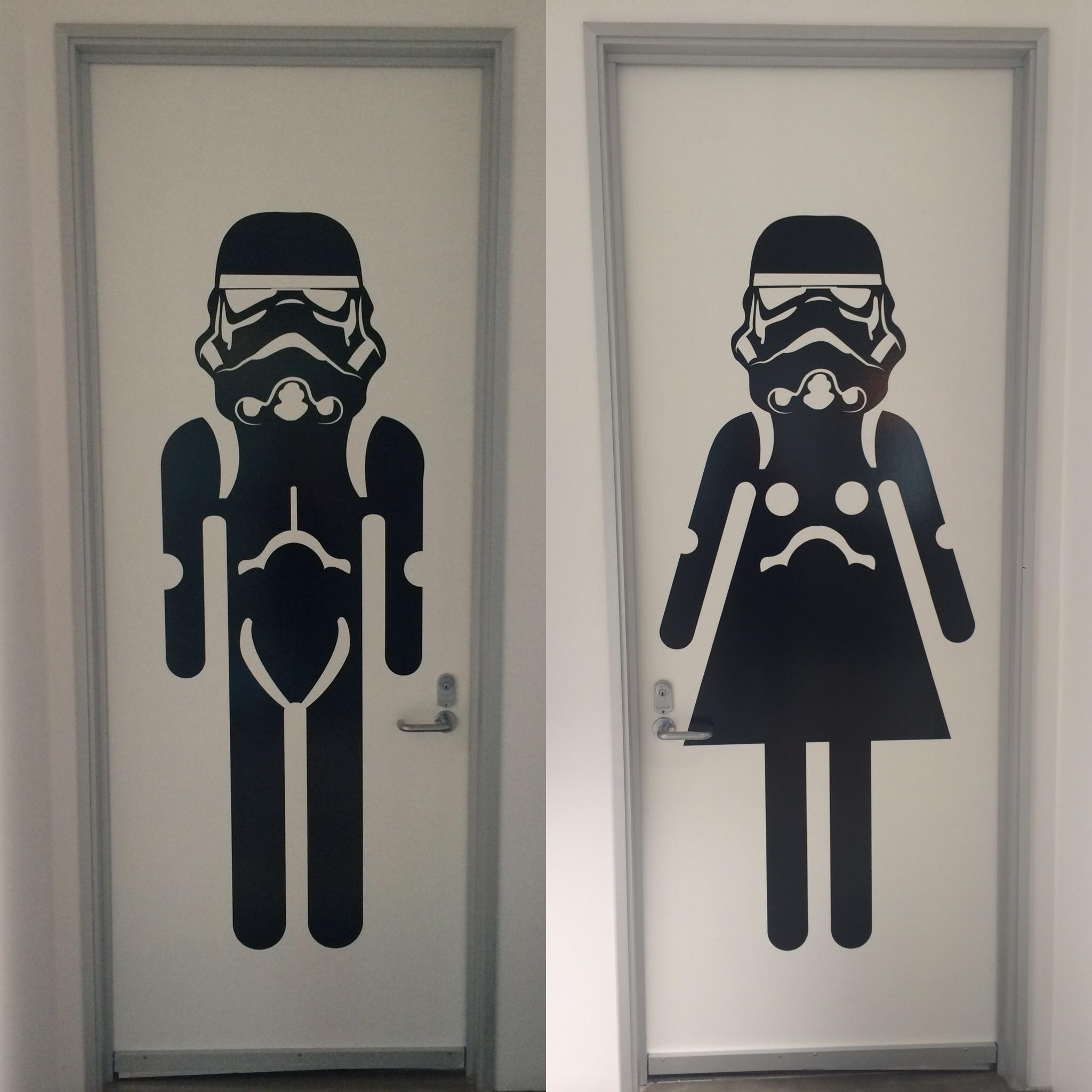 phd labs bathroom
