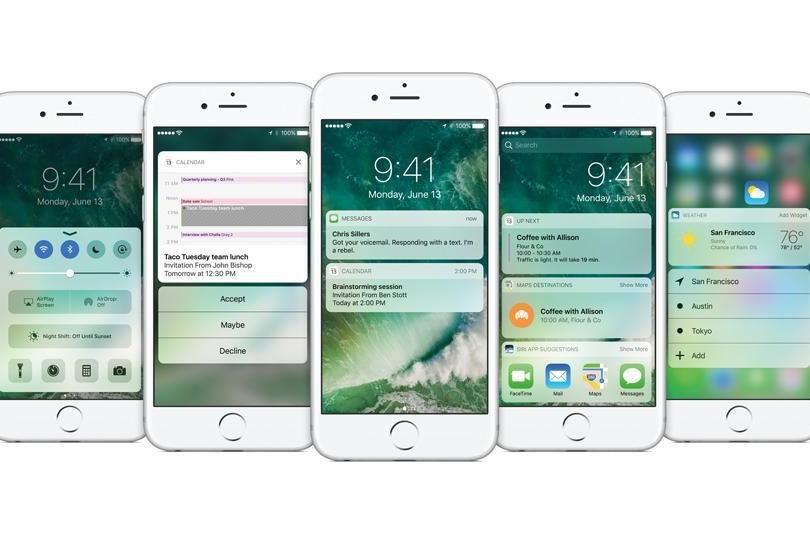 iOS 10 update blog